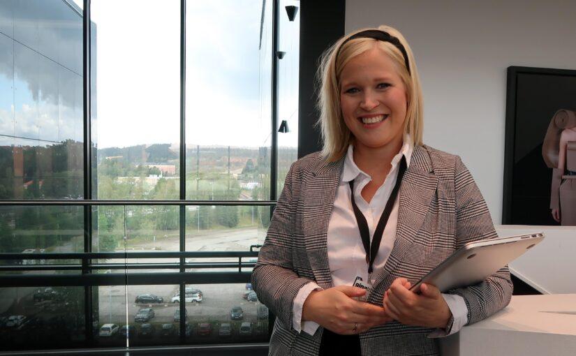 Renée Säverot Foto: Pauline Olsson